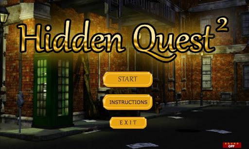 Hidden Quest 2 Full