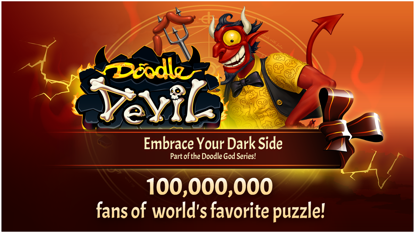 Doodle Devil™ HD - screenshot
