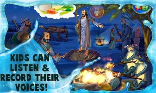 【免費書籍App】Moses - Kids Bible Story Book-APP點子