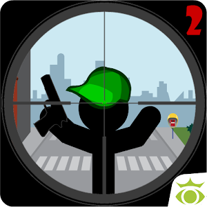 Stickman sniper 2 for PC and MAC
