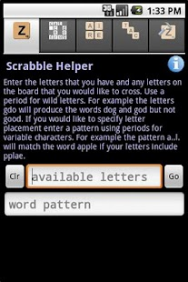 Word Game Cheater - screenshot thumbnail