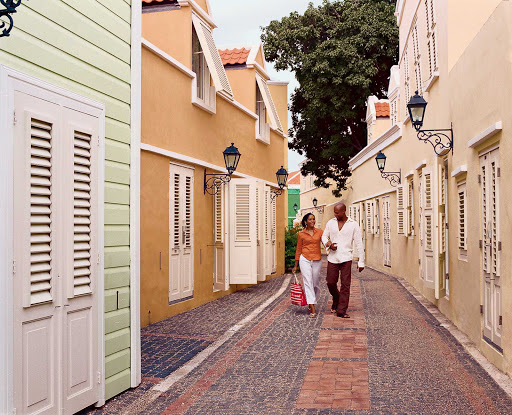 Curacao-architecture - The charming streets of Willemstad, Curacao, have a special appeal of their own.