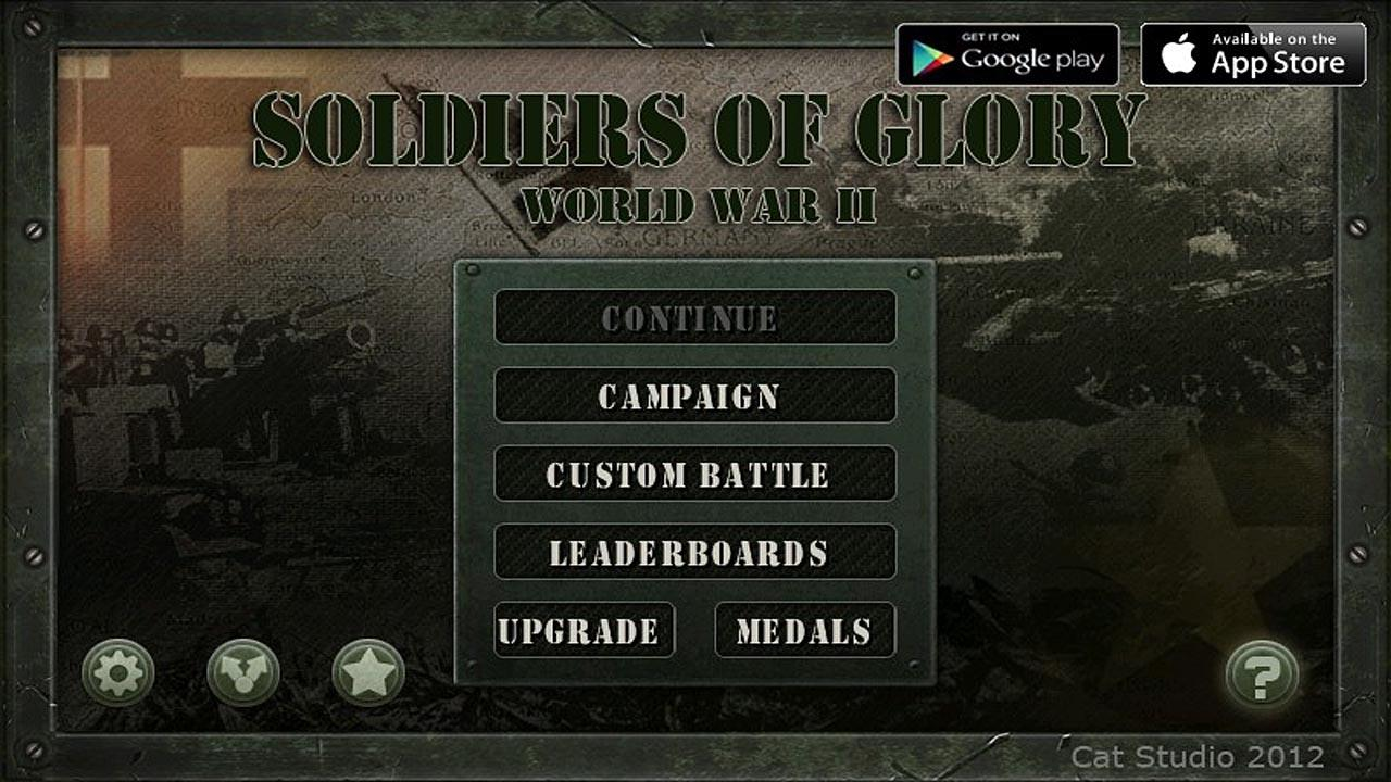 Soldiers of Glory: WW2 Free- screenshot