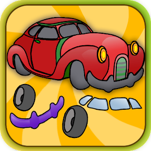 Car puzzles for toddlers for PC and MAC