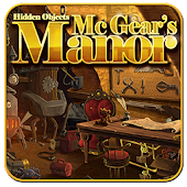 Hidden Objects: McGear's Manor