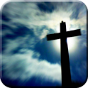 Jesus Cross 3D icon