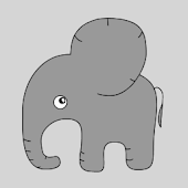 Elephant Theme GO Launcher EX