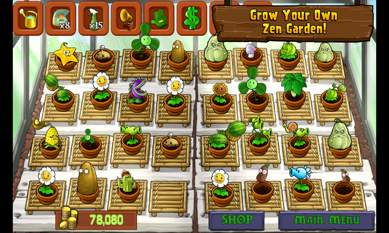 Plants vs zombies android apps on google play