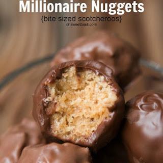 Scotcheroos Millionaire Nuggets