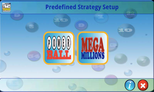 mLottoLuck Lotto Lottery PRO- screenshot thumbnail
