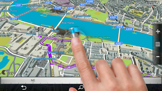 Sygic: GPS Navigation & Maps 16 4 10 APK Free App From Sygic