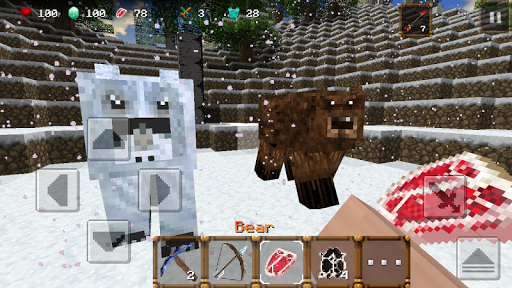 Winter Craft 3: Mine Build screenshot