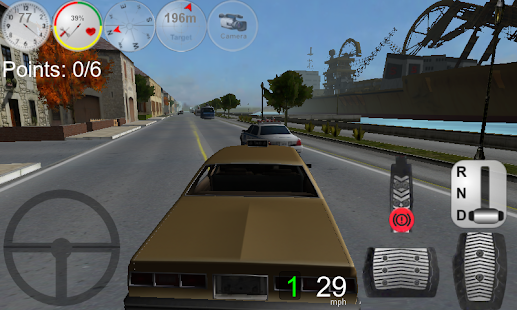 Duty Driver Taxi LITE- screenshot thumbnail