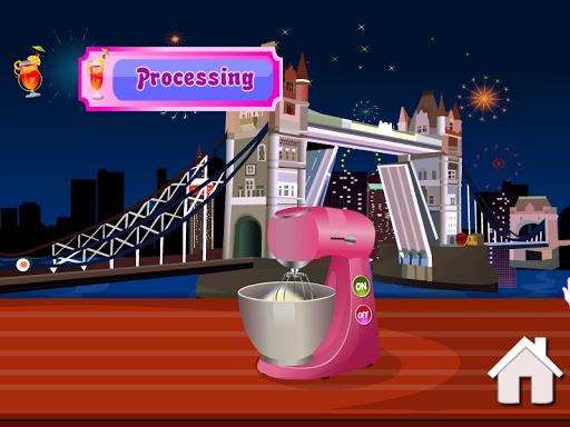 巧克力布朗尼蛋糕遊戲 休閒 App-愛順發玩APP