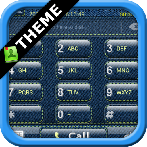 GOContacts theme Denim