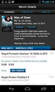 Regal Cinemas - screenshot thumbnail