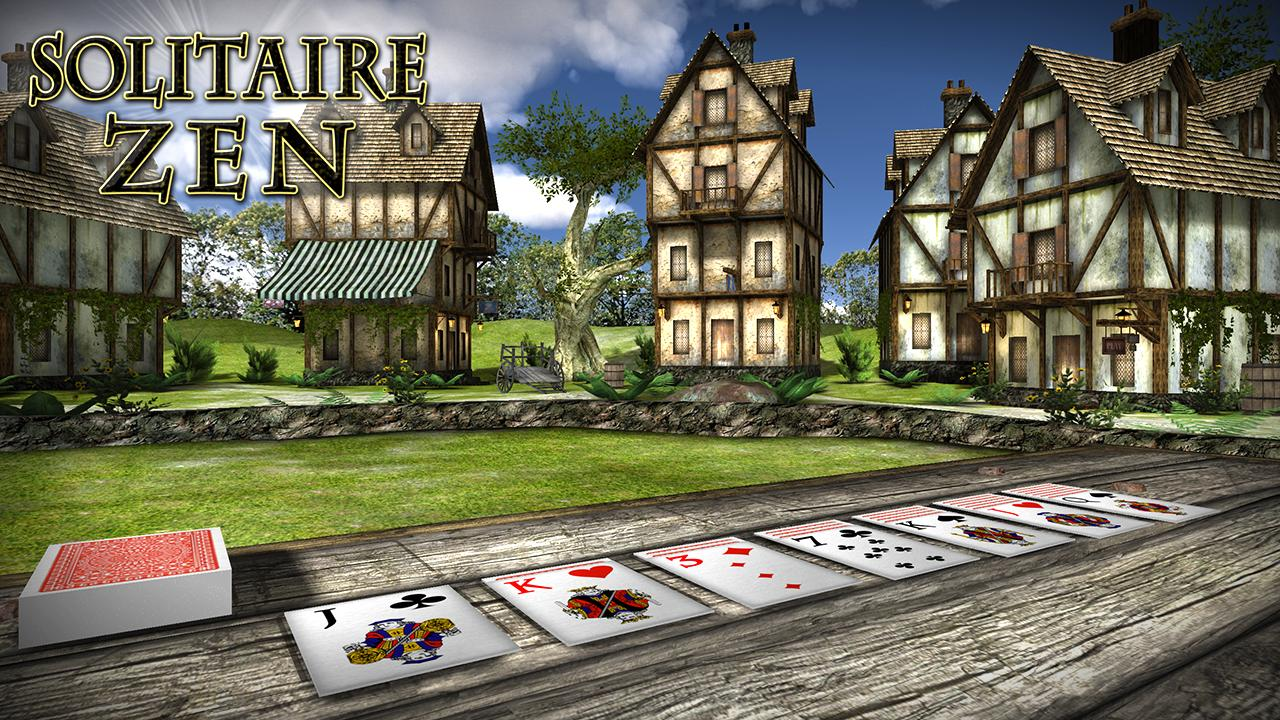 Solitaire Zen- screenshot