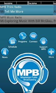 MPB Public Radio App- screenshot thumbnail