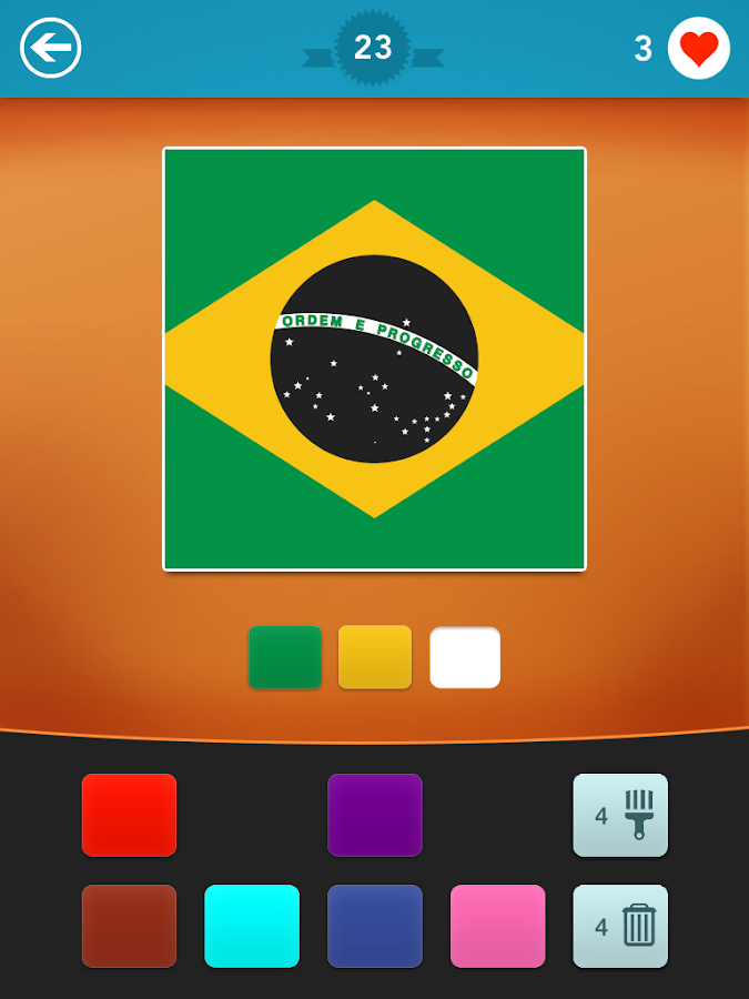 What's that color? ~ Logo Quiz- screenshot