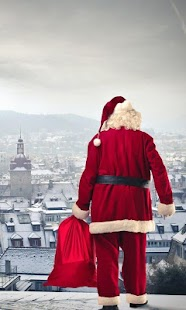 Santa Klaus Živé Tapety - náhled