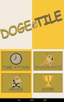 Screenshot of Tap The Doge Tiles