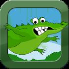 Jet Croc Free icon