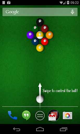 KF Billiards Live Wallpaper