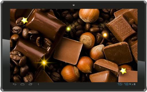 玩個人化App|Chocolate n Coffee LWP免費|APP試玩