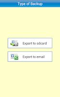 Screenshot of Smart Backup