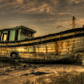 Retired by Lawrence Chung - Transportation Boats (  )