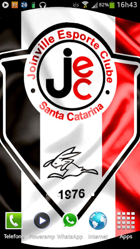 Bandeira JEC 3D LiveWP