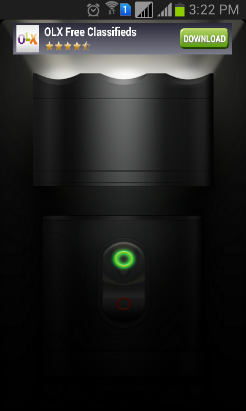 Mobile Torch - Flashlight - screenshot
