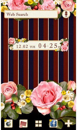 ★FREE THEMES★Regimental Roses