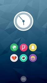 Flatee - Icon Pack Screenshot 3