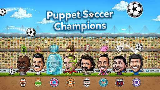 Puppet Soccer Champions- 2014