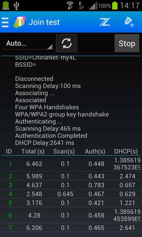 iMapper Wifi Pro - screenshot