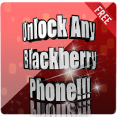 Unlock Any Blackberry Phone