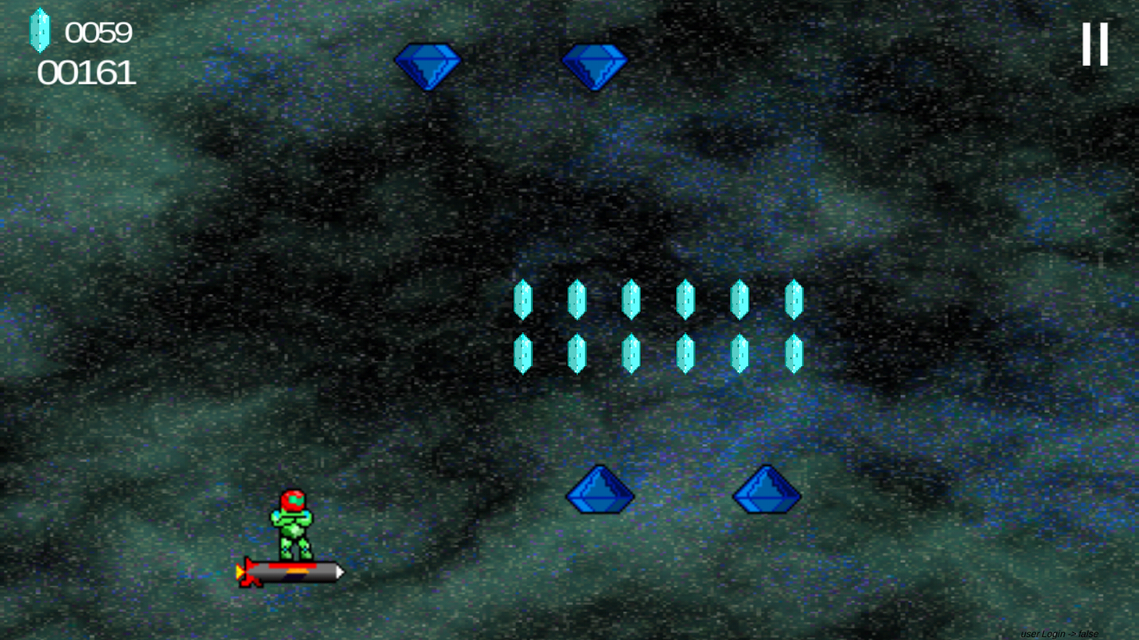 Missile Man- screenshot
