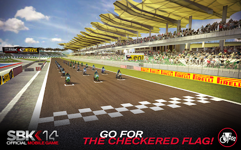 SBK14 Official Mobile Game Screenshot 4