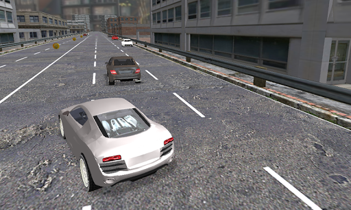 Real 3D Car Racing Game