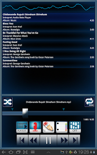 Audio Note Player - screenshot thumbnail