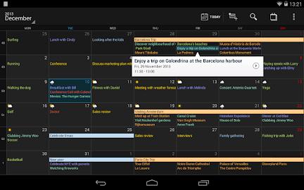 DigiCal+ Calendar Screenshot 30