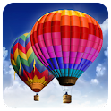 [TOSS] Hot air travel LWP icon