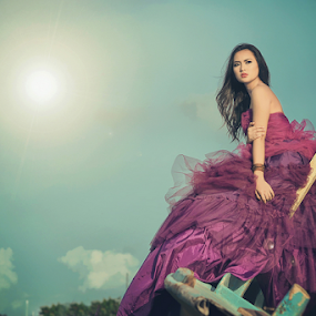 daylight by Erwan Xu - People Portraits of Women ( fashion, model, portrait )