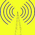 TV signal logo