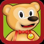 Mr Hooker Bear - Letter Pop
