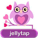 Love Owls Theme Purple Hearts♥