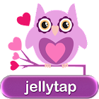 Love Owls Theme Purple Hearts icon