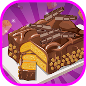 Cake Cooking Games