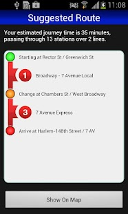 New York Subway Map (NYC) - screenshot thumbnail